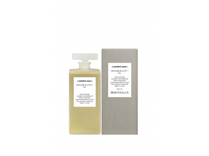 Tranquillity Bath & Body Oil